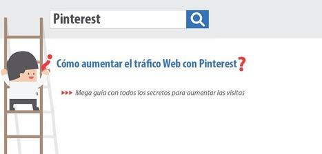 ¿Cómo aumentar el tráfico Web con Pinterest? - Mega Guía | Seo, Social Media Marketing | Scoop.it