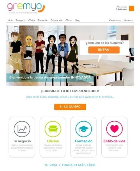 Gremyo, la tienda para los emprendedores - TICbeat | Emprendimiento | Scoop.it