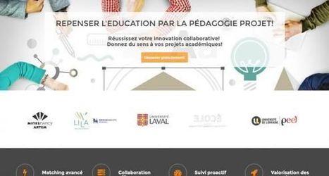 Pédagogie par projet : Waza Education joue les entremetteuses   On en parle...   Bibliothèque de l'INSA de Strasbourg   Scoop.it