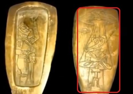 The Mexican Government Reveals Mayan Documents Proving Extraterrestrial Contact | UFO ALIENS | Scoop.it