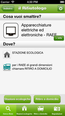 Le 5 Green App che vi renderanno Amici della Natura | Green and Social Media | Scoop.it