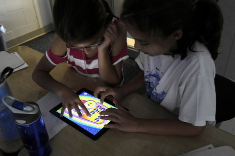 New Technology Plan Calls For iPads For Glastonbury Seventh-Graders - Hartford Courant | CLOVER ENTERPRISES ''THE ENTERTAINMENT OF CHOICE'' | Scoop.it