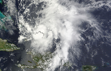 Hurricane Bertha growing in size and could hit UK with torrential rain and high winds this weekend | Earth Changes | Scoop.it