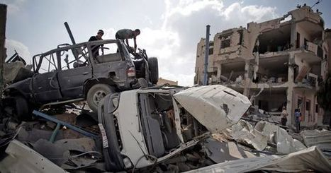 Dans Gaza dévastée, le cessez-le-feu se poursuit | International | Scoop.it