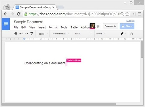 10 Tips and Tricks for Google Docs | EuroSys Education | Scoop.it