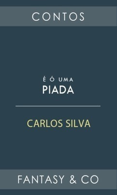 Pedro Cipriano: Ebooks: É Só Uma Piada! | Ficção científica literária | Scoop.it