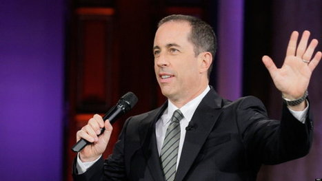 What Jerry Seinfeld and Lorne Michaels Are Really Saying: White Men Are Just Funnier | humor | Scoop.it