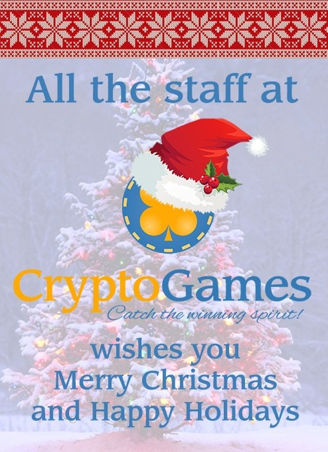 Mary Christmas! | Crypto-Games.net slot and dice game for playing with cryptos | Scoop.it
