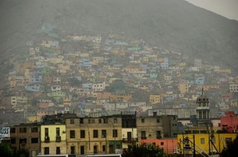 Lima – The Informal City Dialogues | URBANmedias | Scoop.it