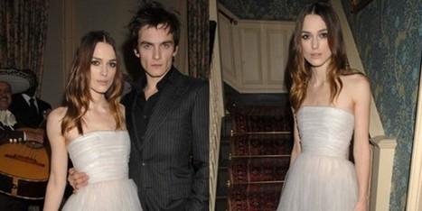 Keira Knightley si sposa con abito... riciclato! - Sfilate | fashion and runway - sfilate e moda | Scoop.it