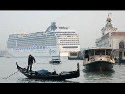 Venise. La lagune menacée par les géants des mers   Planète bleue en alerte rouge   Scoop.it