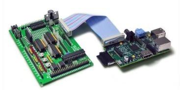 Raspberry Pi : la carte d'extension Gertboard est disponible | Développement, domotique, électronique et geekerie | Scoop.it