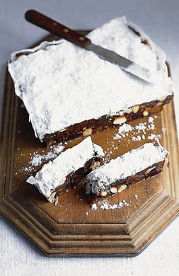Panforte di Siena by Antonio Carluccio | Candy Buffet Weddings, Events, Food Station Buffets and Tea Parties | Scoop.it