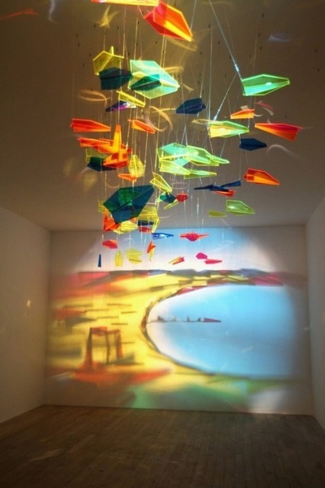 Rashad Alakbarov Paints with Shadows and Light | Creativity and imagination | Scoop.it