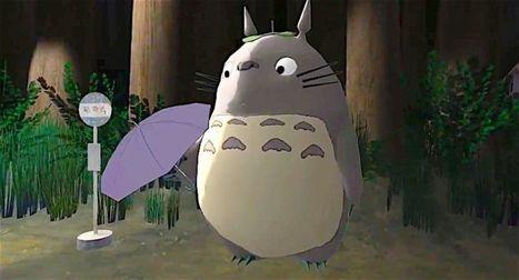 Vidéo : plonger dans l'univers de Miyazaki grâce à la réalité virtuelle, c'est désormais possible | Bureau de curiosités | Scoop.it