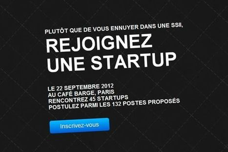Les start-up françaises du Web s'unissent pour recruter - Le Figaro | web@home    web-academy | Scoop.it
