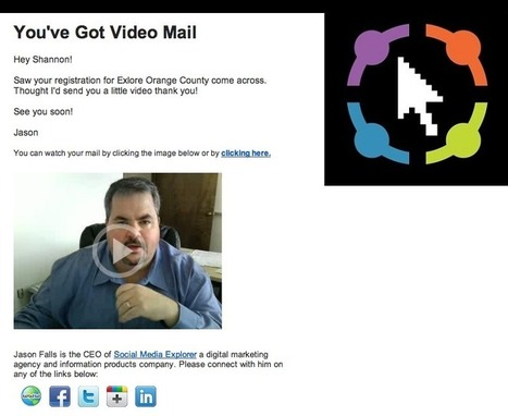 Personalizing Email Marketing With MailVu | Digital Communications Specialist | Scoop.it