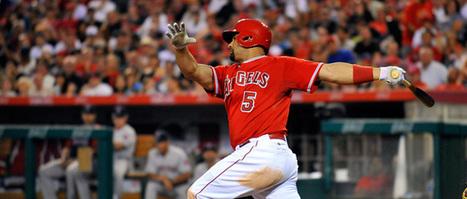 Pujols' homer sinks Sox in 19 innings, 5-4 | enjoy yourself | Scoop.it