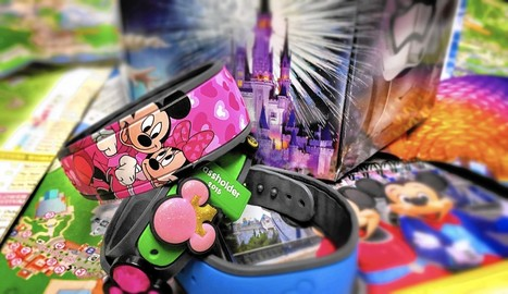 Phones, not MagicBands, will be the future of Disney's MyMagic+ | SHOPING ONLINE | Scoop.it