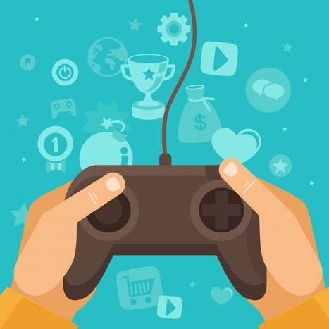 Gamification vs Games-Based Learning: What's the Difference? | 3D Virtual Worlds: Educational Technology | Scoop.it