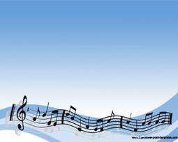 Sheet Music Powerpoint Template | Music | Scoop.it