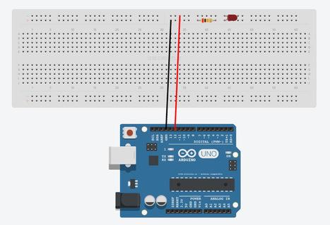 Programarfacil - SOS en Arduino, código morse | TECNOLOGÍA_aal66 | Scoop.it