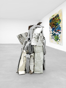 Joan Mitchell - John Chamberlain | GAGOSIAN GALLERY | Rome Gallery Tours | Playful Art Education | Scoop.it
