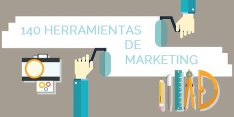 Herramientas de Marketing: Más de 100 herramientas online muy potentes | Email marketing | Scoop.it