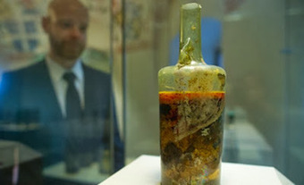 Museum reluctant to open ancient Roman wine | Neocork Wine Stoppers | Scoop.it