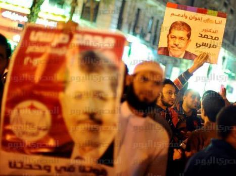 Survey: 63% satisfied with Morsy's performance   Égypt-actus   Scoop.it