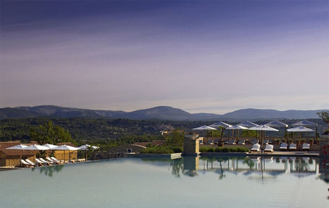 Escape to the Charmingly-Chic Terre Blanche in France's Southeastern Region   Hotels   Scoop.it
