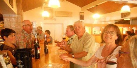 Beau succès pour la fête de l'irouléguy | Agriculture en Pyrénées-Atlantiques | Scoop.it
