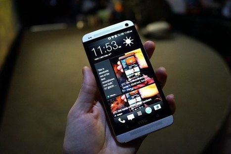 HTC One Pre-Sales Start This April | Hi-Techs | Ultimate Technology Info and Reviews | Facebook Android-Based Operating System | Scoop.it