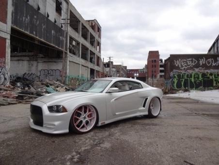 2 Door Wide Body Dodge Charger Full Photo Shoot   Fast Cars   Scoop.it
