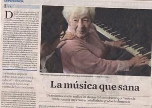 Beneficis de la musicoteràpia en persones amb demències | Rítmia | Musicoteràpia | Scoop.it