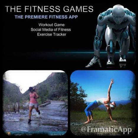 Make exercise more fun with The Fitness Games | ExerGaming | Scoop.it