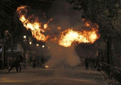LYonenFrance.com: Revue de presse : la crise s'accentue en Grèce, la saône gelée à Lyon... | LYFtv - Lyon | Scoop.it
