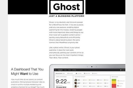 Beyond blogging: WordPress as a platform | jqjqjq | Scoop.it