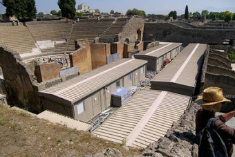 Pompeii collapses 'exaggerated' by media, site chief says | Histoire et Archéologie | Scoop.it