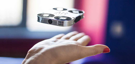 (Innovation) AirSelfie : le drone miniature conçu pour prendre des selfies | A.S.2.0 - 16 | Scoop.it