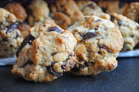 Recette Cookies chocolat super moelleux |Recette Cookies | recette cookies | Scoop.it