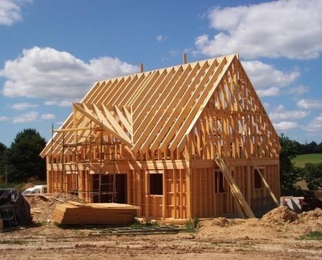 Actu bâtiment / Construction bois : Ossature bois : la technique constructive la plus utilisée | Evaluation de la conformité | Scoop.it