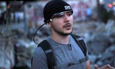 How Vice's Tim Pool used Google Glass to cover Istanbul protests | DronesDrones.com | Scoop.it