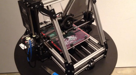 3D Printed Music: 3D Printer Plays Music & Prints What It Looks Like | Science News | Scoop.it