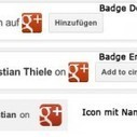 Google+ Badge für private Profile wurde eingeführt | Digital-News on Scoop.it today | Scoop.it