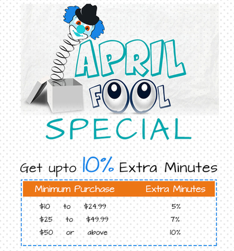 Get upto 10% Extra Minutes with Amantel | Cheap International Calling | Scoop.it