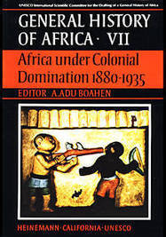 Volume VII - Africa under Colonial Domination 1880-1935 | United Nations Educational, Scientific and Cultural Organization | SFDS History | Scoop.it