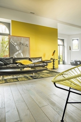 Parquets : la mode est au vintage | Immobilier 2015 | Scoop.it