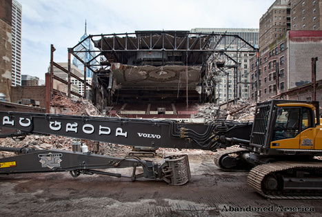 Way to Go, Philadelphia! We Destroyed the Boyd! | Abandoned America by Matthew Christopher | Modern Ruins, Decay and Urban Exploration | Scoop.it