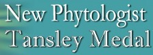 New Phytologist Tansley Medal   Plant Science   Scoop.it